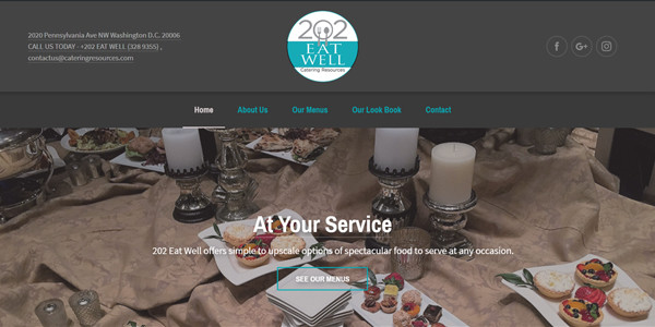 202 Eat Well Catering Services