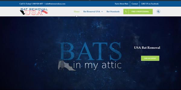 Bat Removal USA