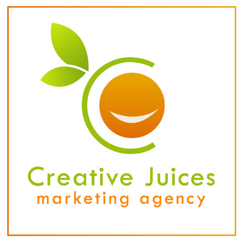 Creative Juices Marketing Agency Logo